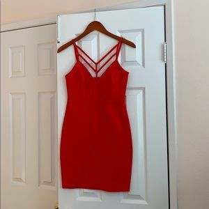 • NWT Red Dress •